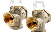 Схема установки двух- и трехходовых клапанов для теплого пола