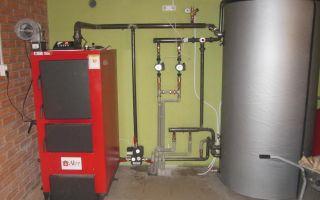 Устройство и принцип работы буферной емкости для отопления