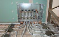 Система отопления теплыми полами без радиаторов