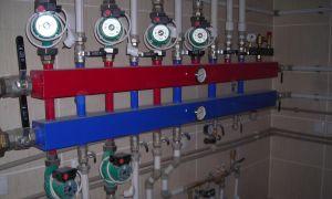 Как рассчитать коллекторную систему отопления