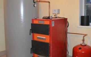 Как сделать бак-термоаккумулятор для отопления