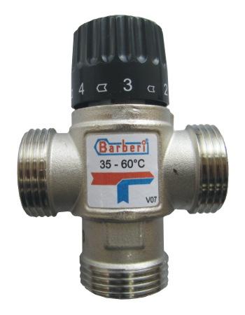 Схема подключения трехходового смесительного клапана теплого пола фото 160