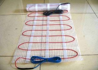 Как делать электрический теплый пол