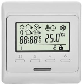 Терморегулятор теплого пола в теплице