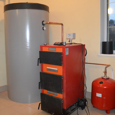 Бак для системы отопления своими руками 301