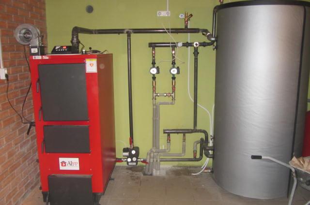 Бак для системы отопления своими руками 426