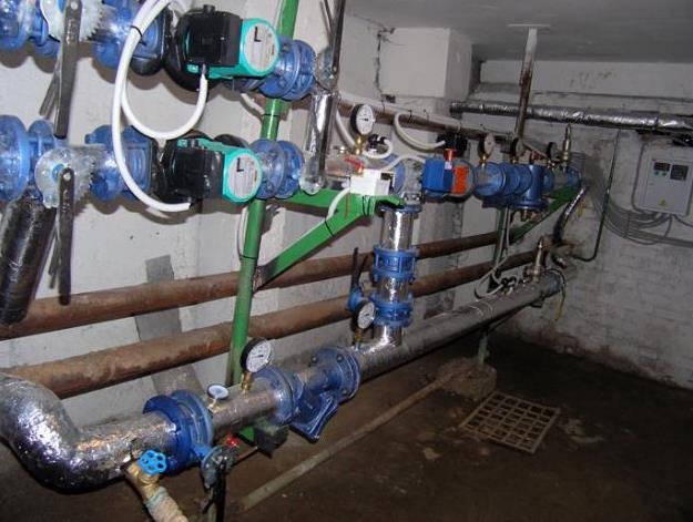 Вода для отопления дома цены