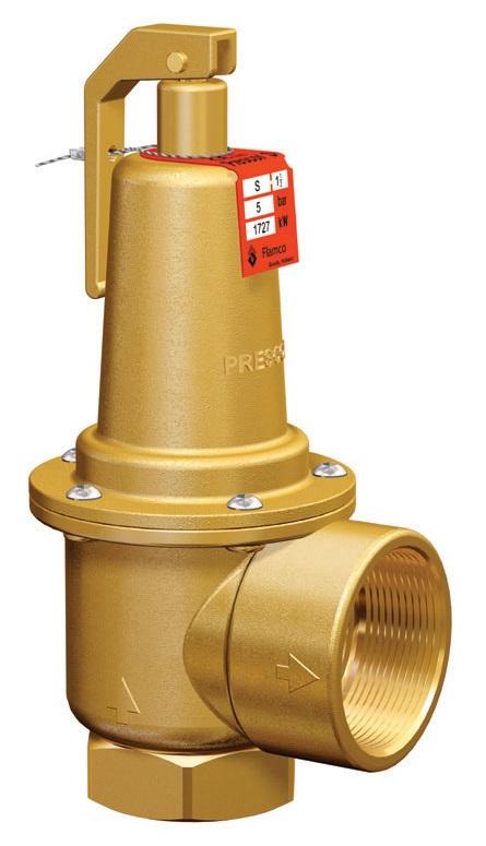 Клапан сброса давления на отопление