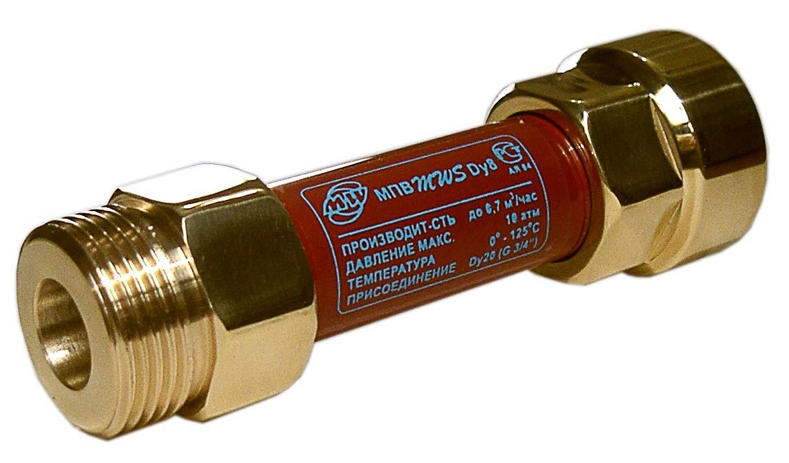 Магнитный фильтр-грязевик для отопления