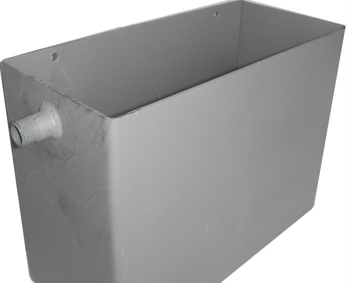 Расширительный бачок для отопления сделать своими руками