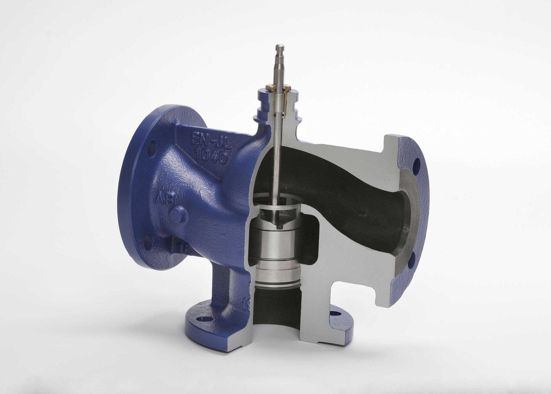 схема подключения трёхходового смесительного клапана