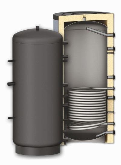 Принцип устройства теплового аккумулятора