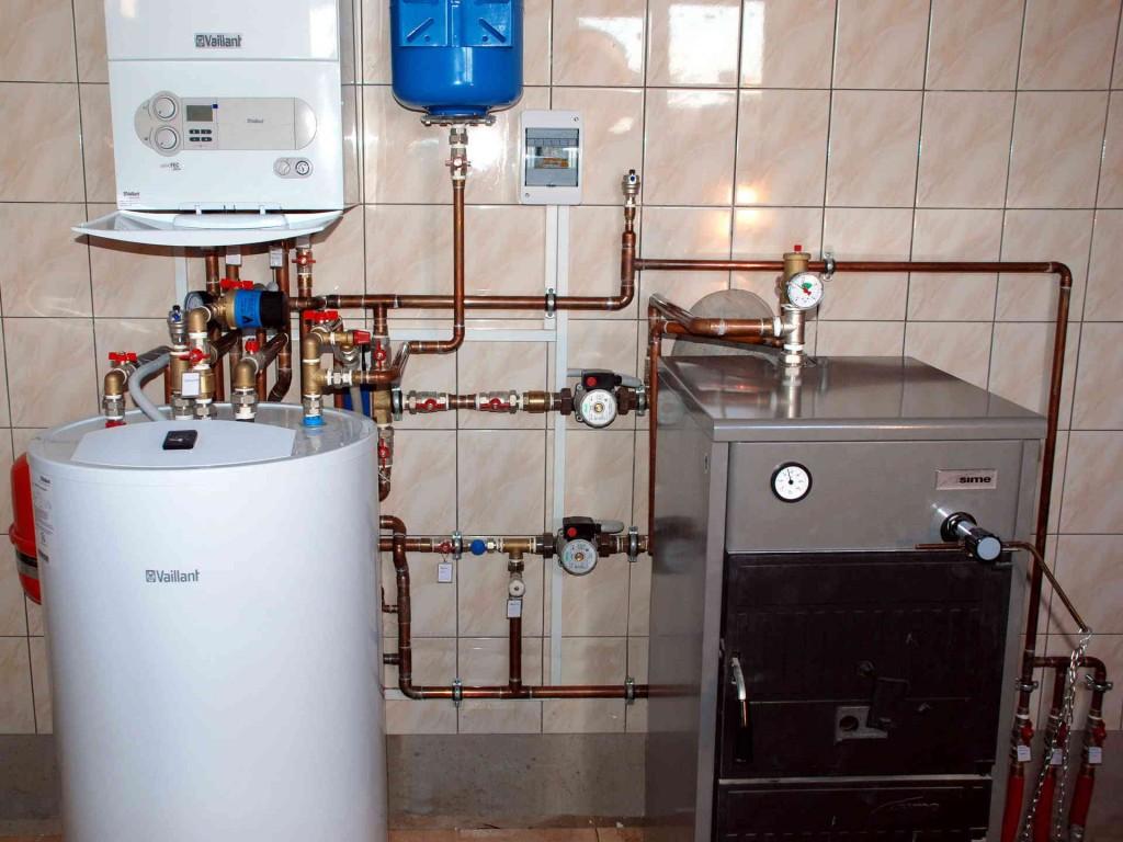 Пусконаладка системы отопления дома