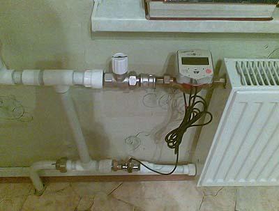 Выбор теплосчетчика для отопления
